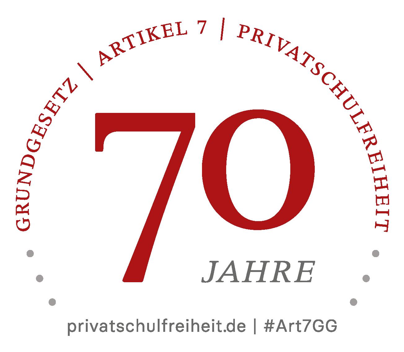 70 Jahre Privatschulfreiheit